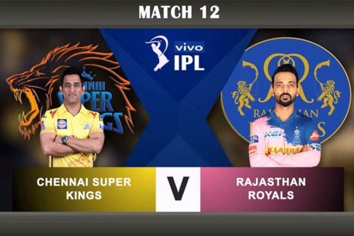 IPL 2019,IPL 2019 Live,CSK vs RR highlights,Chennai Super Kings vs Rajasthan Royals highlights,Watch CSK vs RR highlights