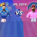 IPL 2019,IPL 2019 Live,MI vs RR Live,Mumbai Indians vs Rajasthan Royals Live,Watch MI vs RR Live