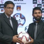 NIVIA Football,ISL ball partners,Football Federation of Sri Lanka,FFSL,FIFA