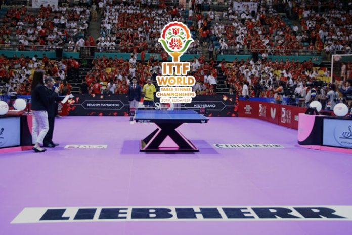 Table Tennis Championships,World Table Tennis Championships,Table Tennis Championships 2019,World Table Tennis Championships 2019,TT Championships 2019