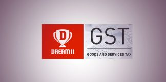 Dream11,Dream11 Tax Issue,Goods and Services Tax,Fantasy Game Online,Fantasy Game Online in India