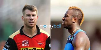 IPL Moneyball,David Warner,Indian Premier League,Andre Russell,SunRisers Hyderabad