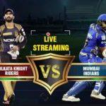 IPL 2019,IPL 2019 Live,MI vs KKR Live,Mumbai Indians vs Kolkata Knight Riders Live,Watch MI vs KKR Live