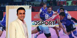 Pro Kabaddi League,DSport,Virender Sehwag,New Kabaddi Federation of India,Kabaddi League in India