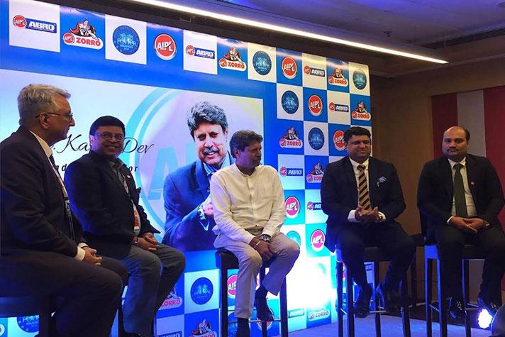 b424c86877a0f Kapil Dev appointed brand ambassador for AIPL ABRO - InsideSport