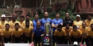 LaLiga,LaLiga Football Schools,LaLiga Football Schools in India,Spain's top division football league,Football league in India