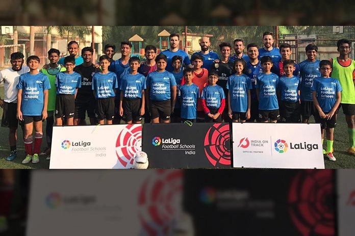 LaLiga Schools,LaLiga India,LaLiga Football Schools,LaLiga Football Schools in India,LaLiga India Football Schools