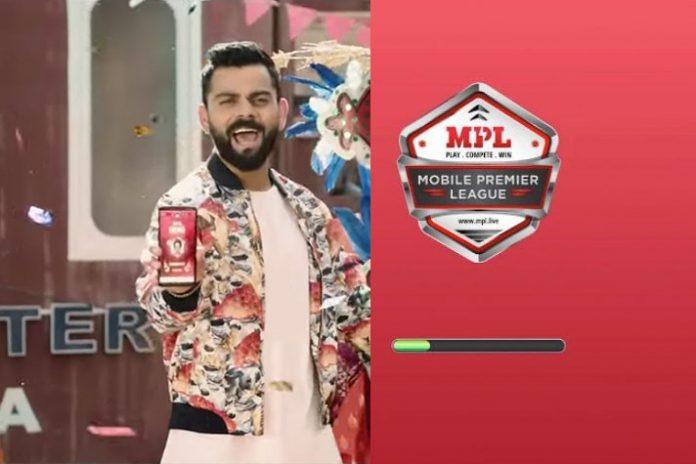 Mobile Premier League,Mobile Premier League TVC,MPL,MPL TVC,Virat Kohli
