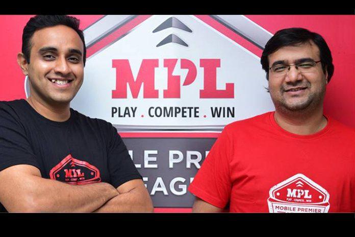 Mobile Premier League,Mobile Premier League Funding,MPL Funding,MPL,Mobile Premier League CEO