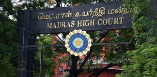 BCCI,Board of Control for Cricket in India,Madras High Court,BCCI Case,BCCI Madras High Court Case