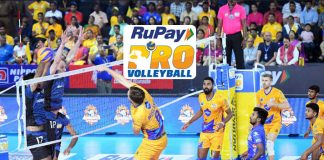 Pro Volleyball Season 2,Pro Volleyball League,Baseline Ventures,Volleyball Federation of India,VFI