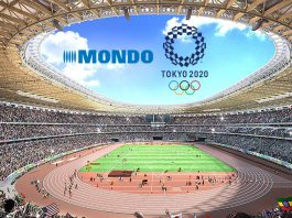 Modo sole athletic track supplier for Tokyo 2020