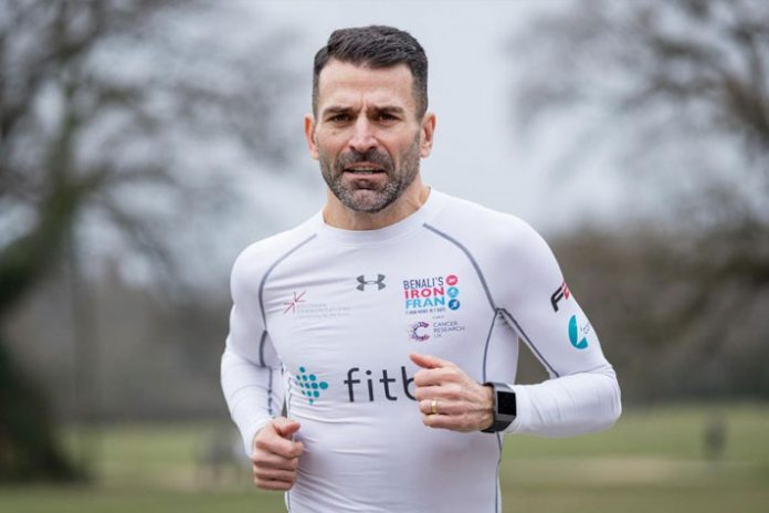 Ironman triathlons,Ironman triathlons 2019,FIFA,Franny Benali,Franny Benali Charity event