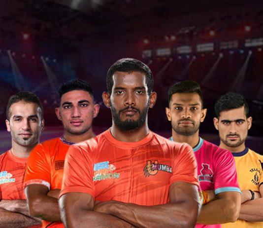 PKL 2019,PKL Top 10 highest earners,Pro Kabaddi League,Top 10 highest PKL earners,PKL highest earners
