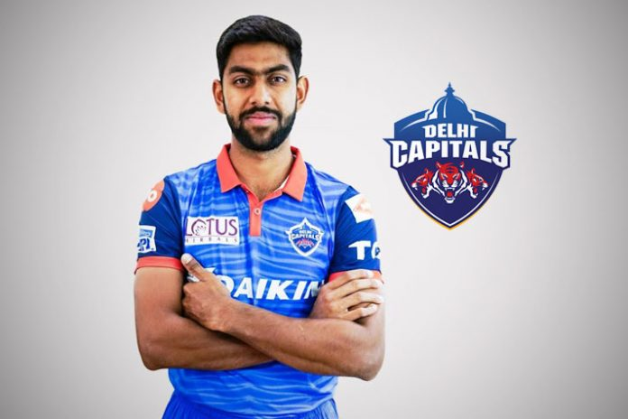 Delhi Capitals,JSW Sports,Jagadeesha Suchith,Harshal Patel,IPL 2019