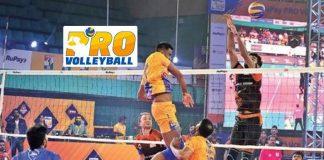 Pro Volleyball,Pro Volleyball league,Pro Volleyball teams,Baseline Ventures,Volleyball India