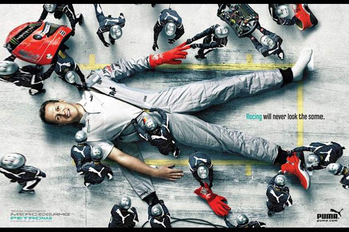 Puma exclusive brand for all Formula 1 merchandise - InsideSport