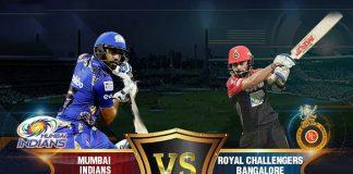 IPL 2019,IPL 2019 Live,MI vs RCB Live,Mumbai Indians vs Royal Challengers Bangalore Live,Watch MI vs RCB Live