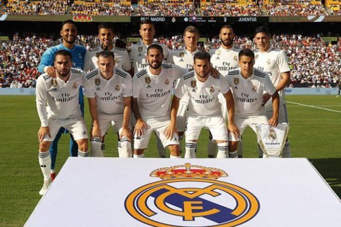 Real Madrid,Real Madrid Sponsorships,LaLiga,LaLiga Clubs,Adidas