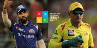 BARC Ratings,IPL 2019,IPL BARC Rating,Star Sports,BARC India