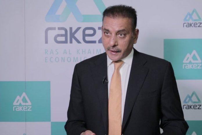 Ras Al Khaimah Economic Zone,RAKEZ,Indian national cricket team,Ravi Shastri,Indian business community
