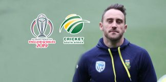 ICC World Cup 2019,ICC World Cup 2019 Team Squads,ICC World Cup 2019 Squads,ICC World Cup South Africa Squad,Cricket South Africa