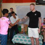 Ben Stokes,Rajasthan Royals,British Asian Trust,Rajasthan Royals partnerships,British Asian Trust Partnerships
