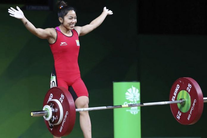 Tokyo 2020,Tokyo 2020 Olympics,Tokyo 2020 Olympic Games,Asian Weightlifting Championship,Mirabai Chanu