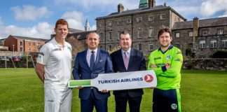 Turkish Airlines,Turkish Airlines Partnerships,Turkish Airlines Sponsorships,Cricket Ireland,Cricket Ireland Sponsorships