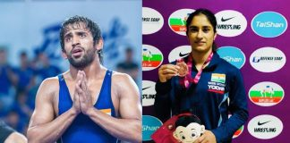 Wrestling Federation of India,WFI,Bajrang Punia,Khel Ratna award,Vinesh Phogat