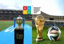 Indian Premier League,IPL viewership,FIFA World Cup viewership,FIFA World Cup 2018,FIFA World Cup 2018 viewership