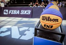 Wilson Sporting Goods,Wilson Partnerships,FIBA,FIBA 3x3 Game,FIBA 3x3 Game Ball