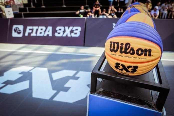 Wilson Sporting Goods,Wilson Partnerships,FIBA,FIBA 3x3 Game,FIBA 3x3 Game Ball