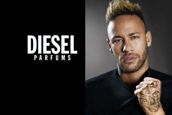 Diesel Fragrances,Diesel,Neymar Jr,Brazilian football stars,Neymar Jr Social media