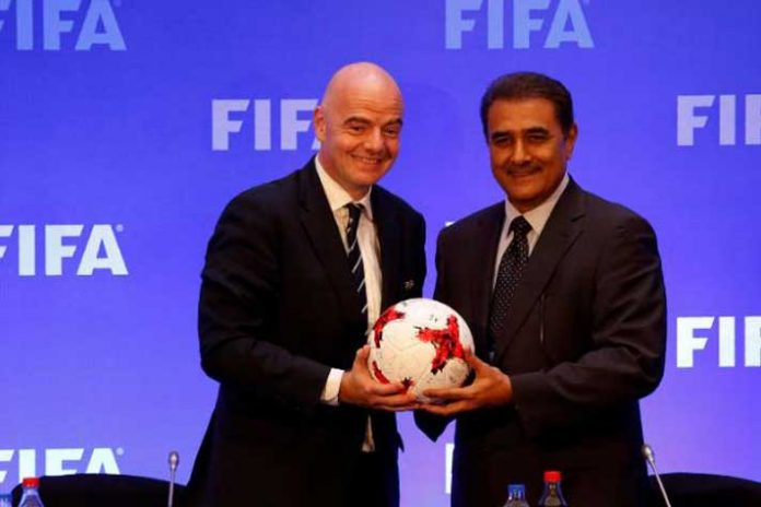 Praful Patel set to be first Indian to be in FIFA Executive Council