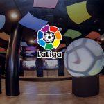 LaLiga,Spanish football league,Spain's Top 100 brands,Top 100 brands in Spain,LaLiga Football League