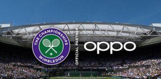 OPPO Tennis Sponsorships,OPPO Sponsorships,Wimbledon,All England Lawn Tennis Club,AELTC