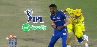 IPL 2019,Indian Premier League,Spotify India,IPL 2019 Final,IPL Finals