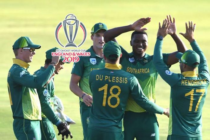ICC World Cup 2019,ICC World Cup,ICC World Cup Team Squads,ICC World Cup South Africa team Squad,ICC World Cup 2019 Squads