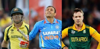 ICC World Cup 2019,ICC World Cup,ICC Cricket World Cup 2019,ICC World Cup Top 5 highest innings scores,ICC World Cup highest innings scores