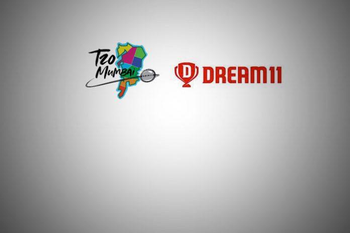 Dream11,T20 Mumbai League,Mumbai Cricket Association,MCA,Dream11 Partnerships