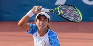 Ankita moves to singles quarterfinals in Luan