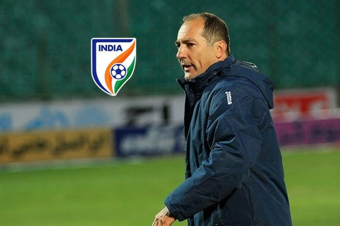 AIFF appoints Igor Stimac as Indian football team coach
