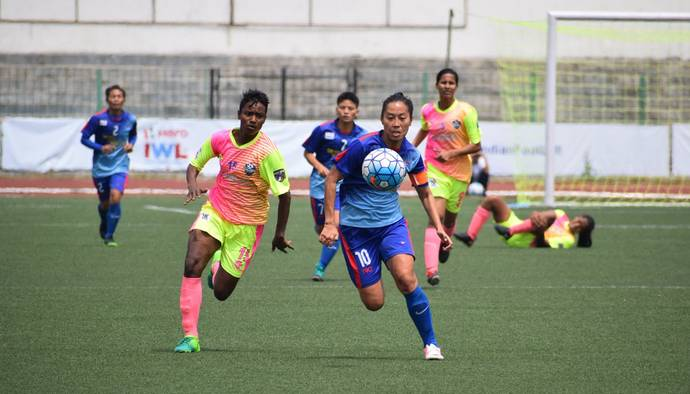 Last-gasp goal helps Kolhapur City beat Baroda Football Academy 4-3 in IWL match