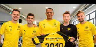 Borussia Dortmund,Amazon Prime,Amazon Prime Video,BVB documentary series,Amazon Prime documentary series