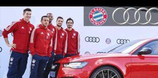 Bayern Munich,Bayern Munich Audi drive,Bundesliga,Bundesliga Football League,Bundesliga Clubs