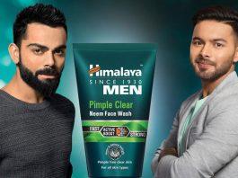 Virat Kohli,Rishabh Pant,ICC Emerging Player of the Year 2018,Himalaya,Himalaya Brand Ambassadors