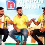 Nippon Paint,Nippon Paint India,Chennai Super Kings,Nippon Fantasy League,Nippon Fantasy League winners
