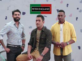 Dhoni, Bravo, Jadeja faces of new Peter England campaign