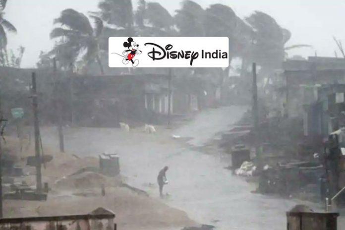 Disney India donates ₹2 cr to cyclone Fani victims in